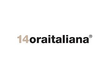logo 14oraitaliana
