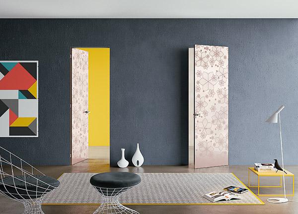 porta filo muro syntesis battente 1